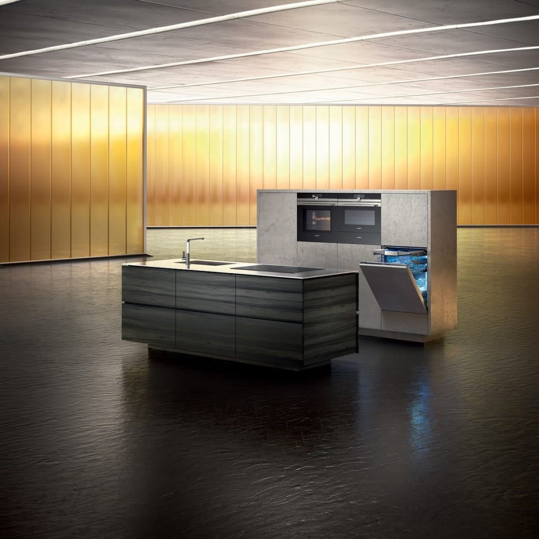 Siemens home appliances have always been solid and functional. With the
