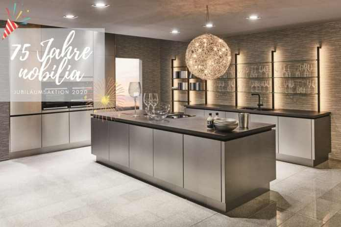 75 years of nobilia: that is the rise from carpentry to the largest kitchen producer in Europe. This success story wants to be celebrated. (Photo: nobilia)