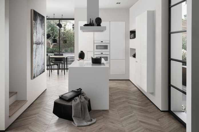 Germany as a country of kitchen builders: many people only become aware of this quality stamp when they first research domestic brands as part of kitchen planning. (Photo: SieMatic)