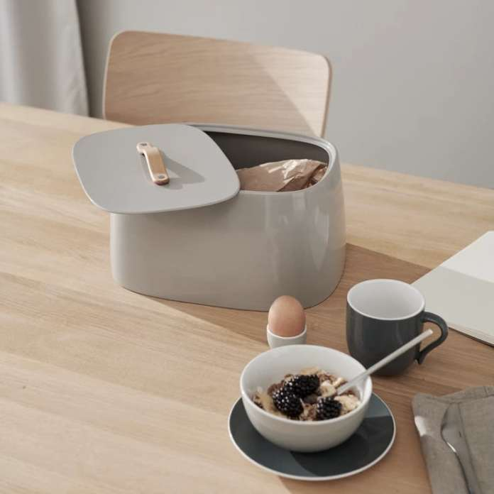 Gift ideas for the kitchen: The Nordic bread box is high quality and pretty at the same time.  (Photo: Nordicnest)