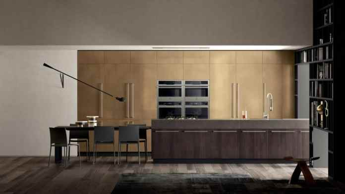 """In addition to an entry-level and middle-segment class, Scavolini primarily offers kitchens in the premium segment with the """"Scavolini Line"""".  (Photo: Scavolini)"""