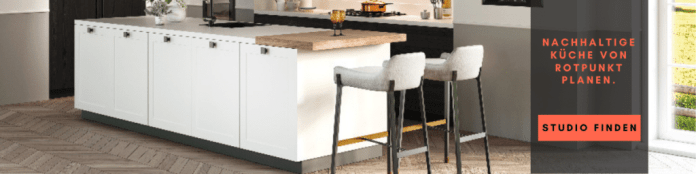 Sustainable kitchens from Rotpunkt: Find a dealer near you