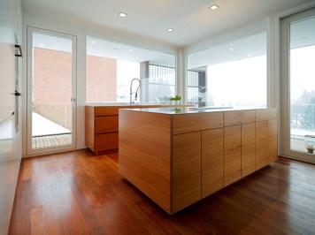 Küchen der Tischlerei Sigg, Hörbranz