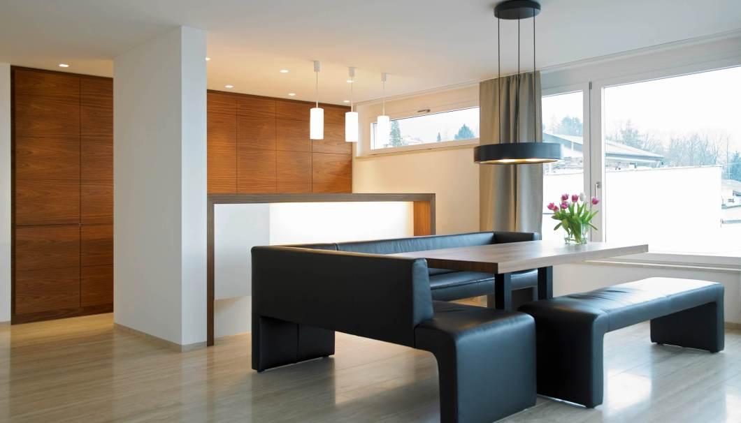 Küche Mit Sitzbank - Ideen Und Bilder Für Sitzbänke Aus Holz Und