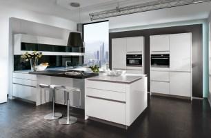 Moderne Küche päsentiert vom Küchenprofi Küchenherbert aus ...
