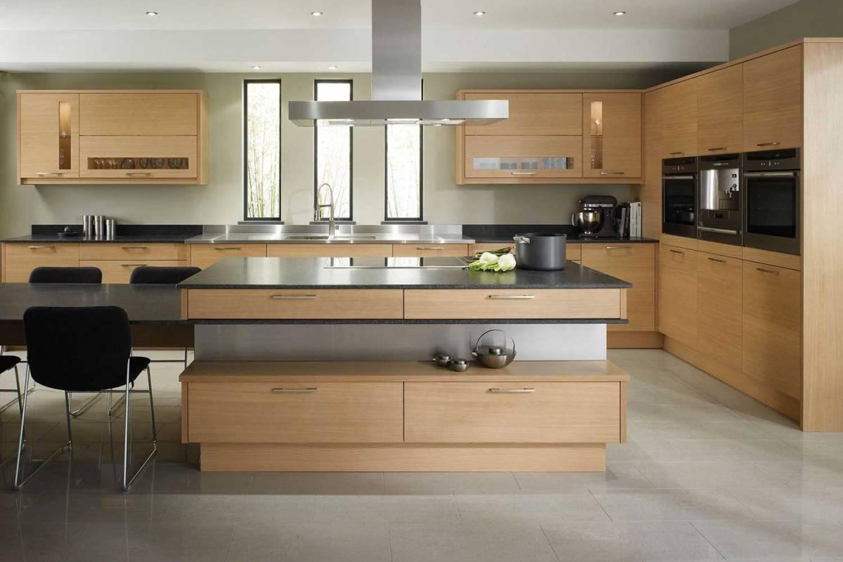 Gesunder Rücken mit ergonomischen Küchen