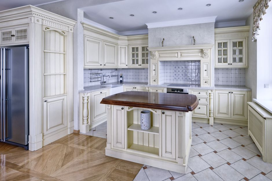 Beliebt It´s tea time in der englischen Küche im Landhausstil OY14