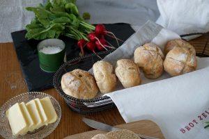 Dinkel Joghurt Brötchen – Wild Bakers exklusiv