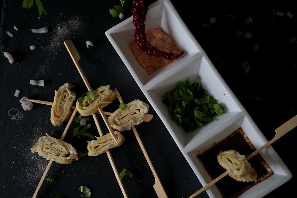 Schalotten-Pfannkuchen – Halbzeitsnack Südkorea