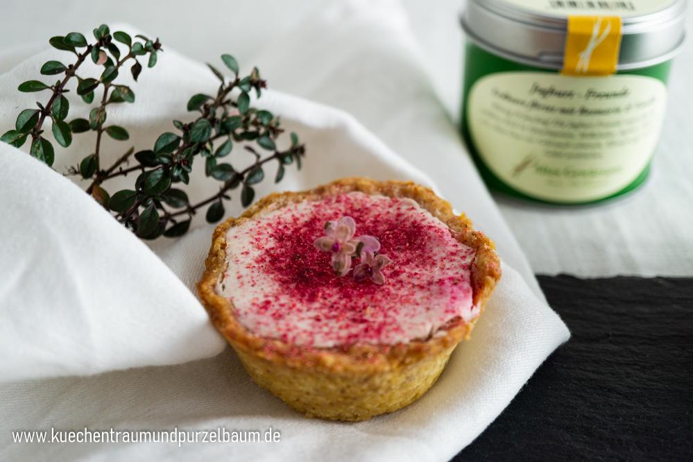 Himbeer-Törtchen – Joghurt Freunde