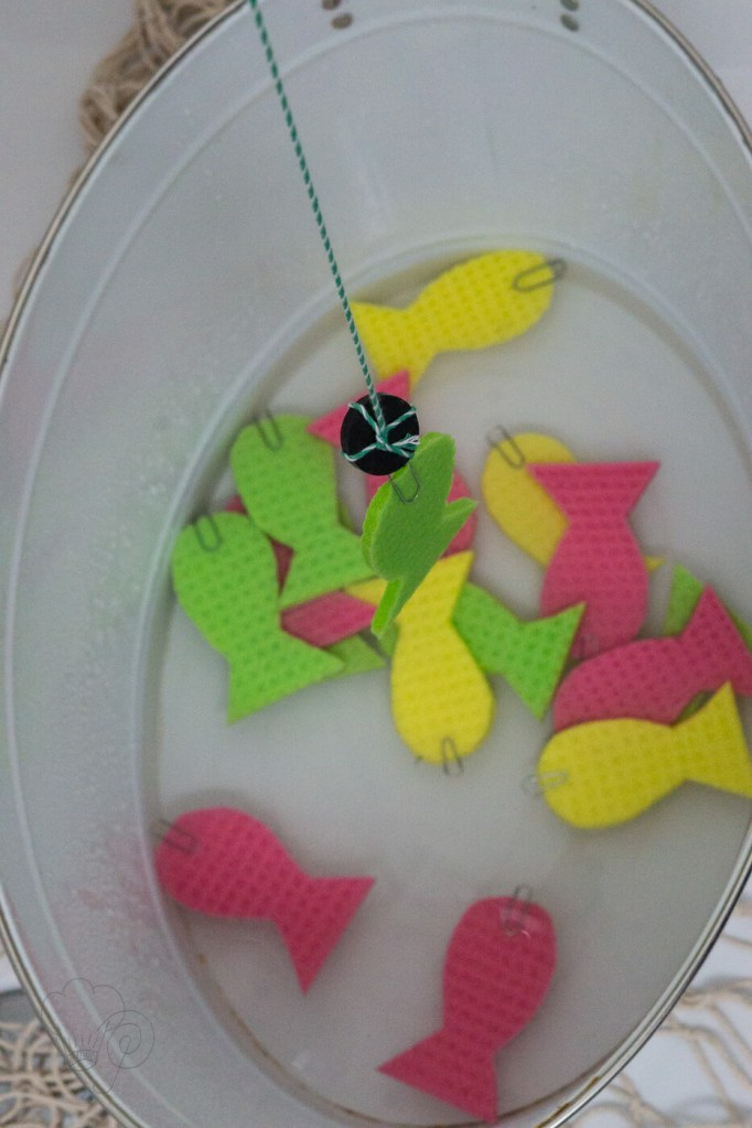 Spiele Meerjungfrauen-Kindergeburtstag