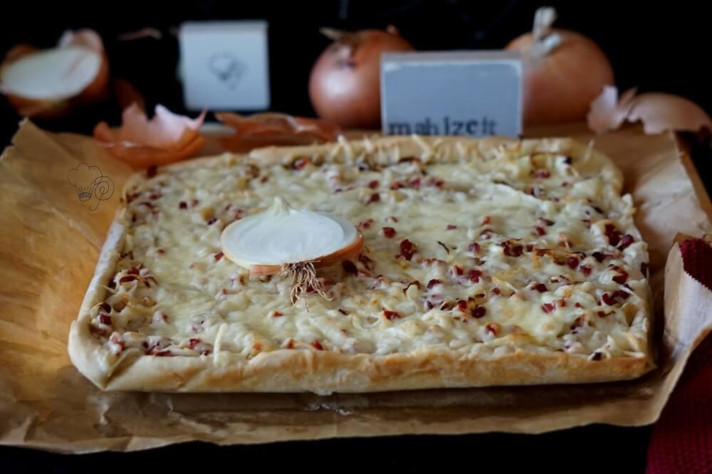 Rheinischer Zwiebelkuchen