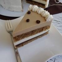 Kaffee-Vanille-Torte zum Tag des Kaffees und meine Erfahrung mit Espresso-Bohnen von Coffee Circle