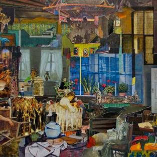 Painting Windows, 2013