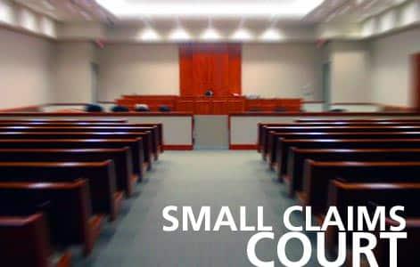Small Claim Court