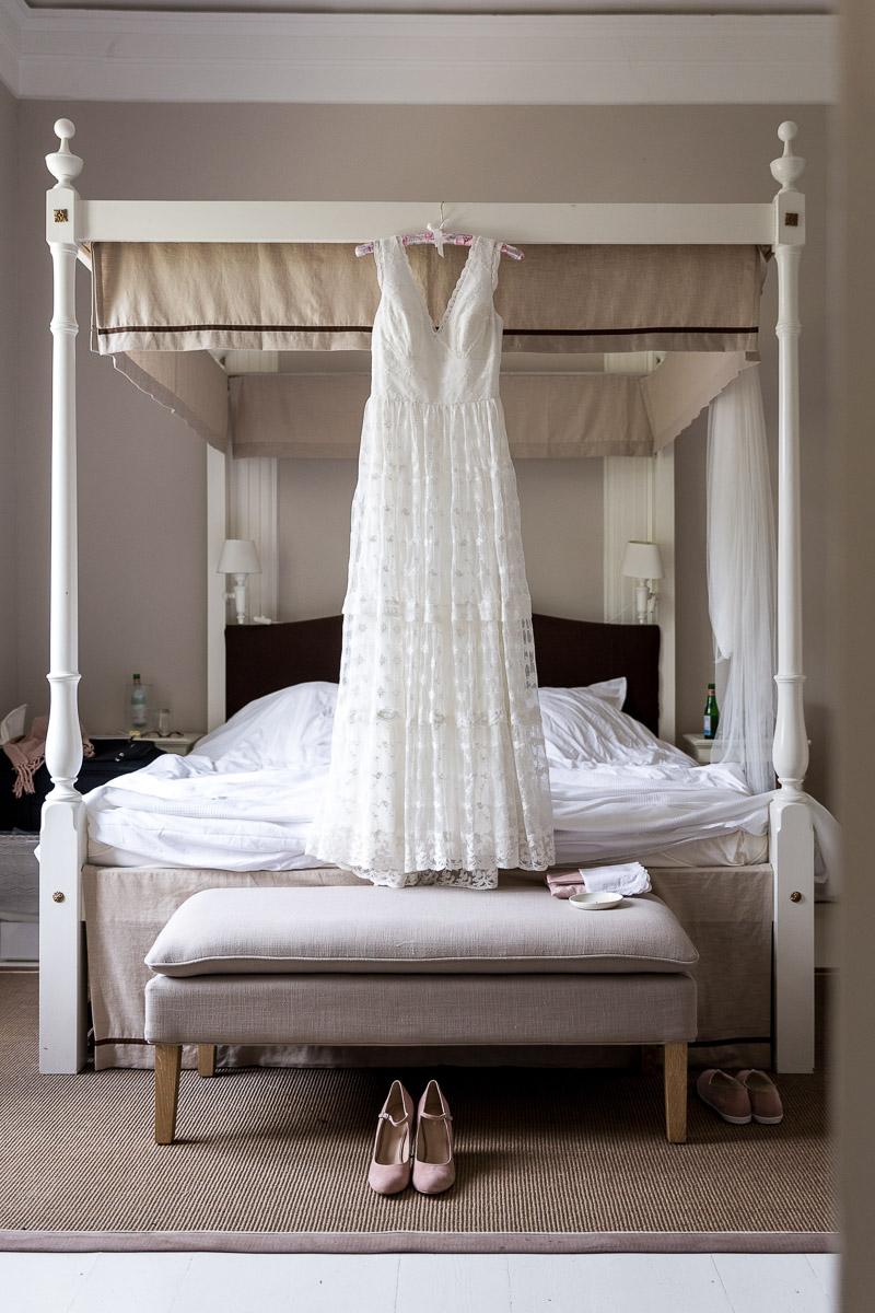 Hochzeit auf Gut Bliestorf Getting Ready Brautzimmer