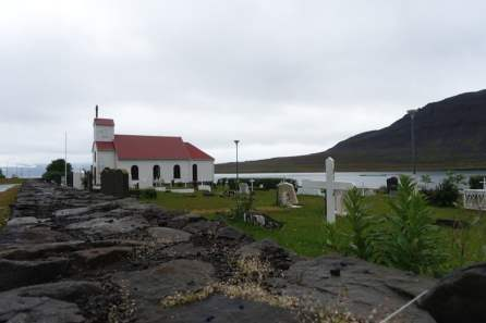 Kirche in Súðavík