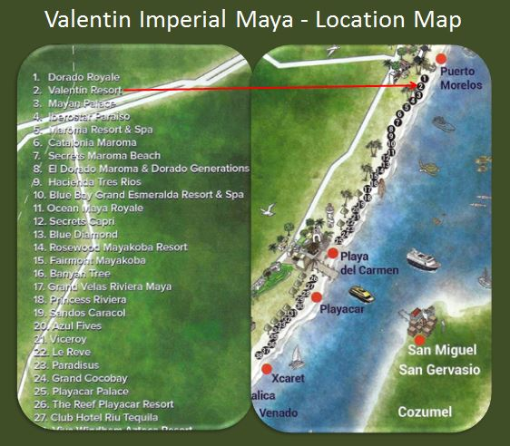 Valentin Imperial Maya Kugler Travel Marketing