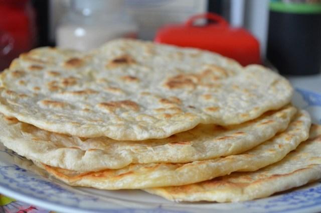 Chapati-kruh