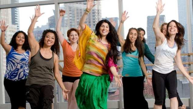 Masala Bhangra, ples sa začinima