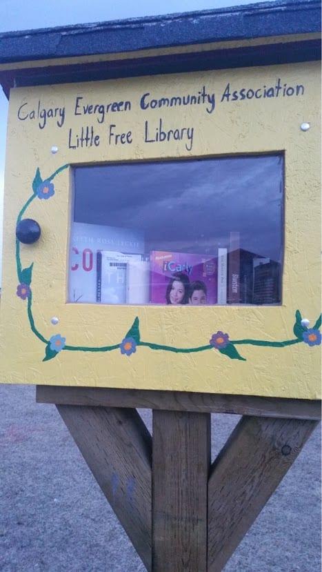 Inspirativne priče – Kućica za knjige