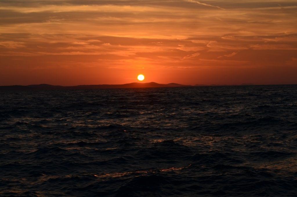 Najljepši zalazak sunca na svijetu