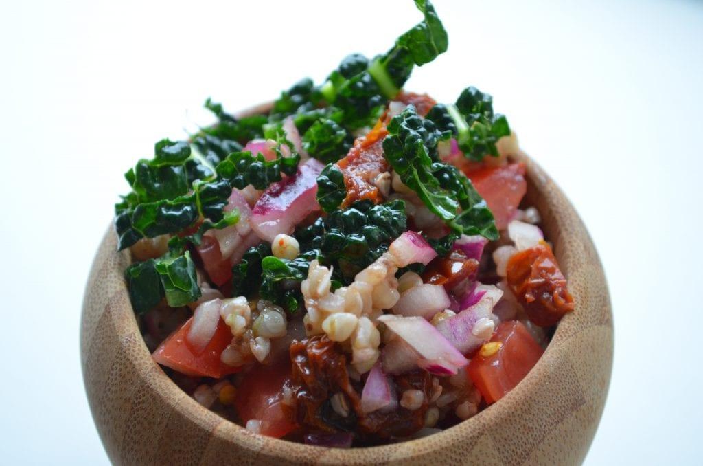 Salata sa zrnom heljde