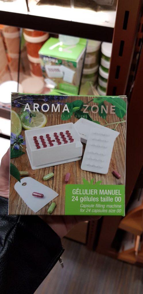 Aroma zone, Paris