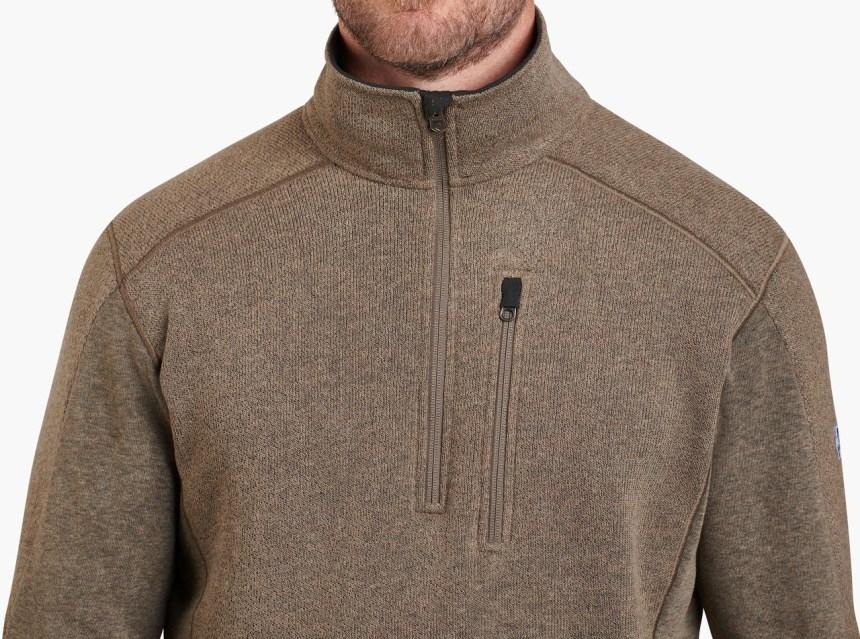 Kuhl Interceptr FZ Fleece Jacket - Good Looking and Super Comfortable 2