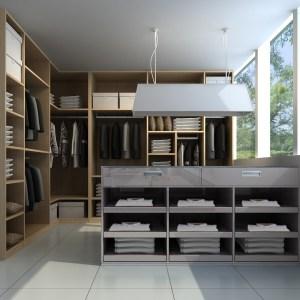 Closets Contemporary