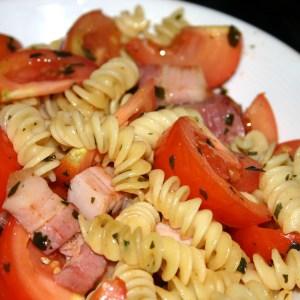 Salade tiède du soir