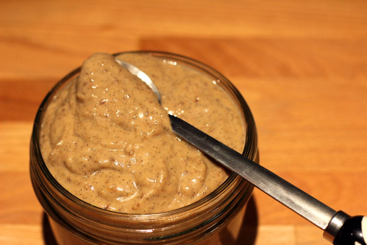 Crème de marrons vanillée