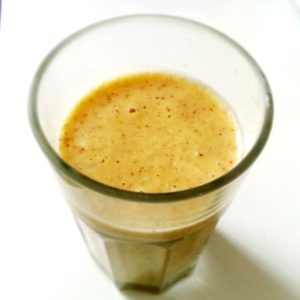 smoothie ananas & amandes