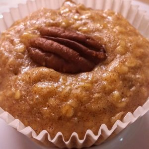 Mini Muffin Avoine Figue & pécan