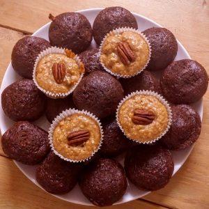 Mini Muffins Choci-pralin