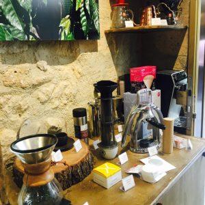 L'arbre à café – le café autrement