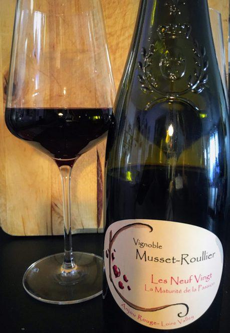 Musset Roullier - Rouge - Les Neuf Vingt