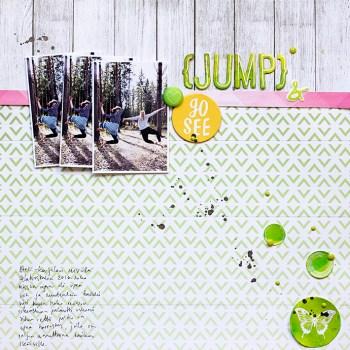 Skräppäys – Jump