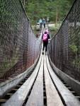 Repoveden kansallispuisto sopii perheille