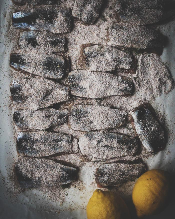 Perinteiset Silakkapihvit