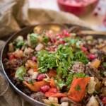 Jouluruokaa meksikolaisittain
