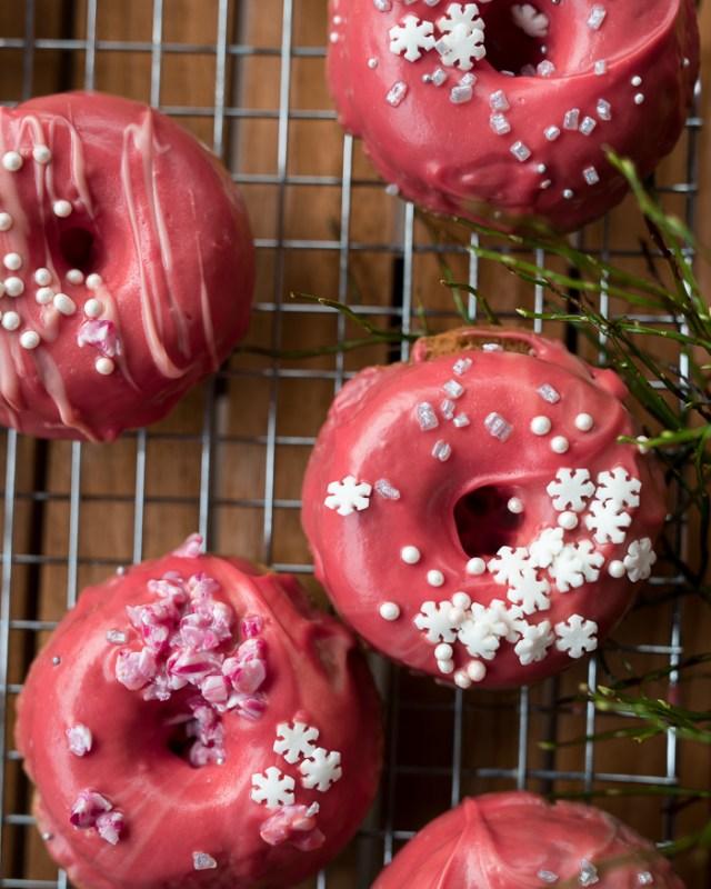 donitsit uunissa | donitsipelti | leivonta | joulu | lasten kanssa