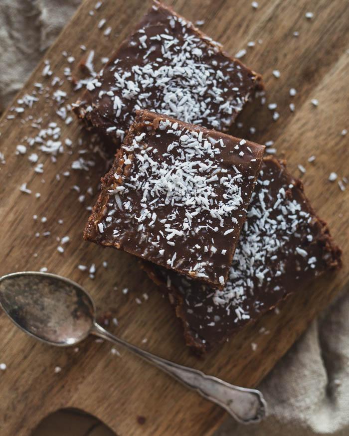 mokkapalat | suklaapiirakka | suklaa | herkku | leivonta