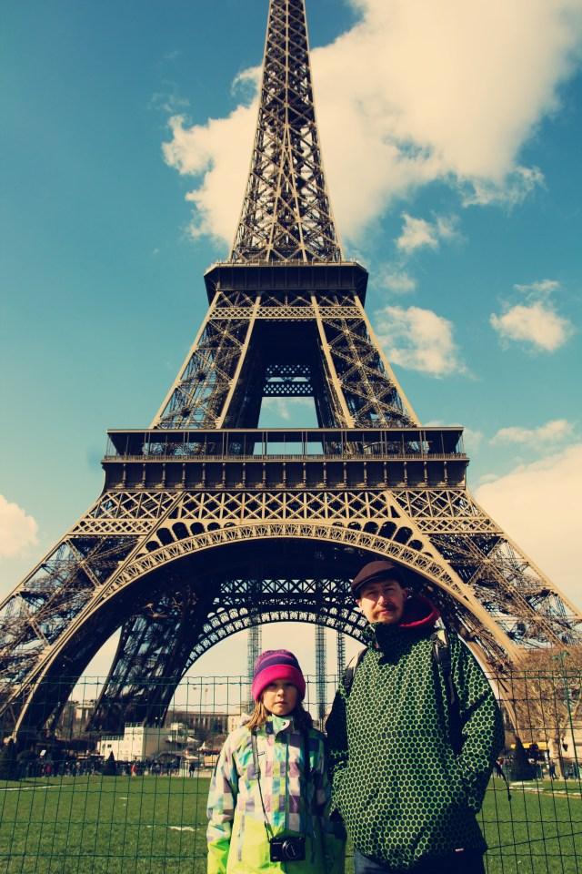 Lasten kanssa kaupunkilomalle | Pariisi | Lontoo | Hampuri