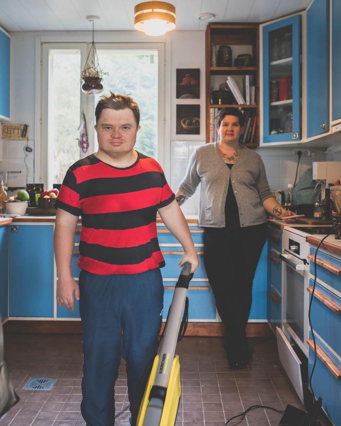 Kärcher lattianpesuri kokemuksia | siivous | joulusiivous | lattioiden peseminen