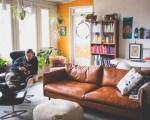 Värikäs koti antaa tilaa mielikuvitukselle