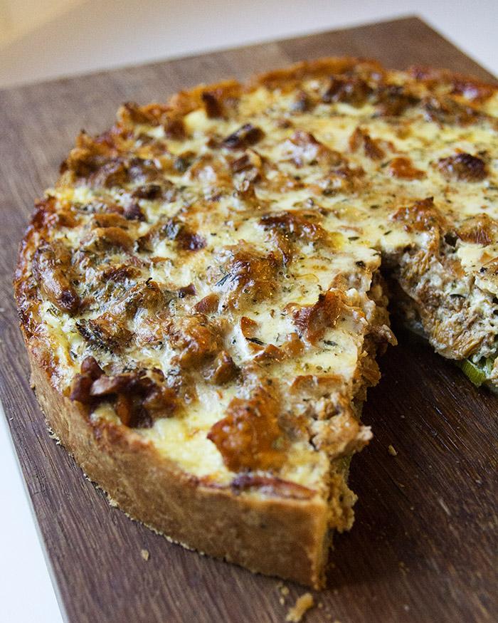 Parhaat sienireseptit | sienet | ruokasieni | sienestys | kantarelli | suppilovahvero | mustatorvisieni