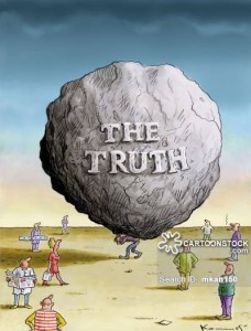 The Burden of the Truth