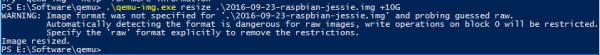Emulating Raspbian /Noobs on qemu – My blogs