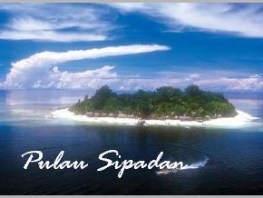 Undilah Pulau Sipadan...!